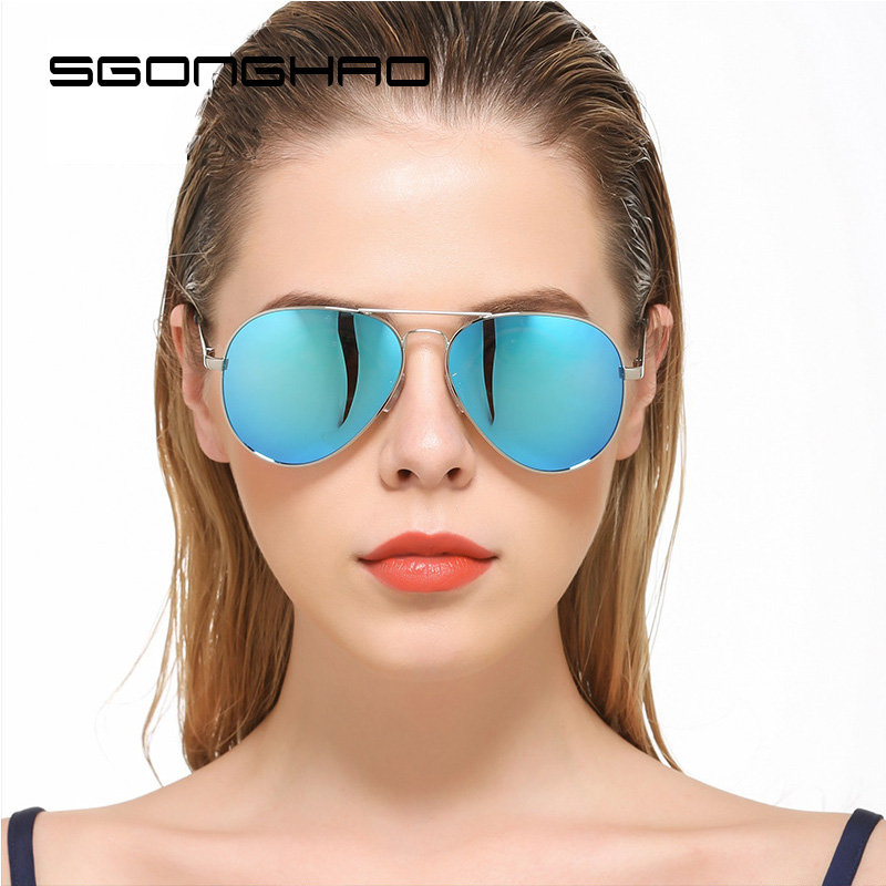 SGONGHAO Women And Men&39;s Polarized Sunglasses Driving Glasses Goggles Eyewear Anti UV Aviation Sunglasses